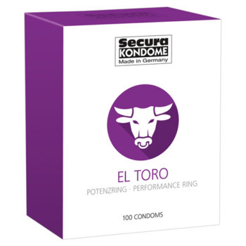 Secura El Toro Kondome - 100 Stück