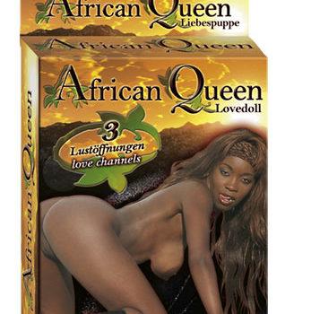 Puppe African Queen - Sexpuppe