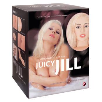 Juicy Jill - Sexpuppe