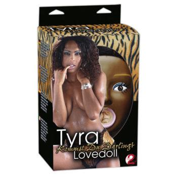 Tyra Lovedoll schwarze - Sexpuppe