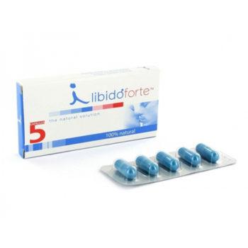 LibidoForte – Für Männer – 5 Kapseln