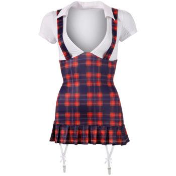 Schulmädchen-Kleid