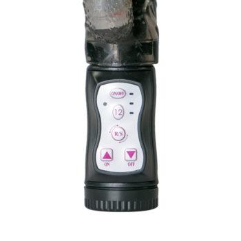 Bunny Vibrator in Schwarz