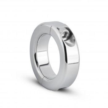 Metall Penis und Hoden Ring