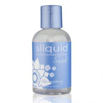 Sliquid Veganes Gleitgel - Blaubeere 125 ml