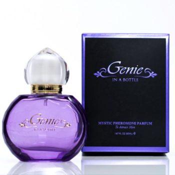 Genie In A Bottle - Mystisches Parfüm mit Pheromonen - Frauen/Männer