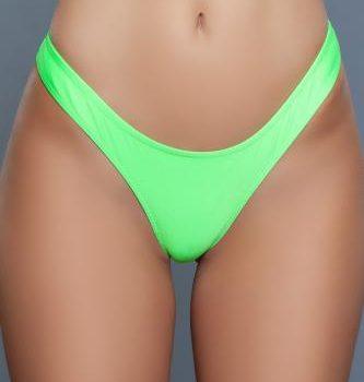 Reese Sexy Bikiniunterteil – Grün