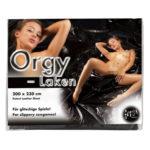ORGY-Laken Schwarz