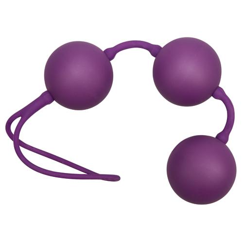 Liebeskugeln in Violett