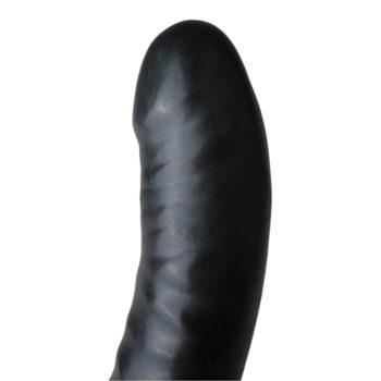 inflatable Latex Dildo