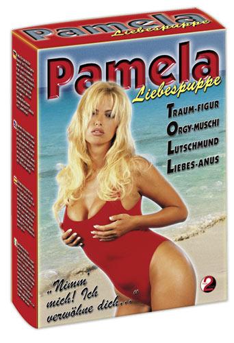 Puppe Pamela - Sexpuppe