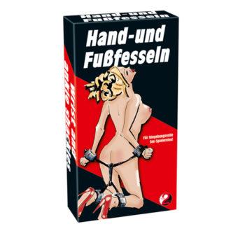 Hand-und Fuß fesseln