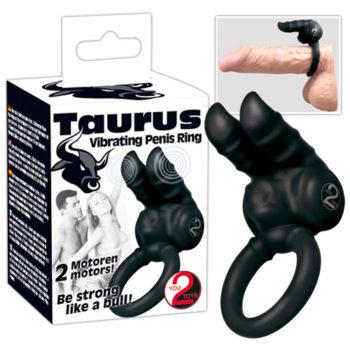 Taurus Cockring - Schwarz