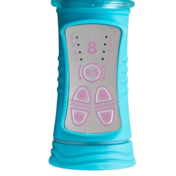 Sugar Babe Rabbit-Vibrator - Blau