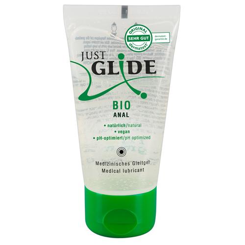 Just Glide Bio Anal Gleitgel - 50 ml