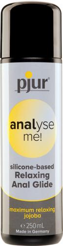 Pjur Analyse Me Gleitmittel auf Silikonbasis für den Analbereich - 250 ml