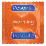 Pasante Warming Kondome 144 Stück