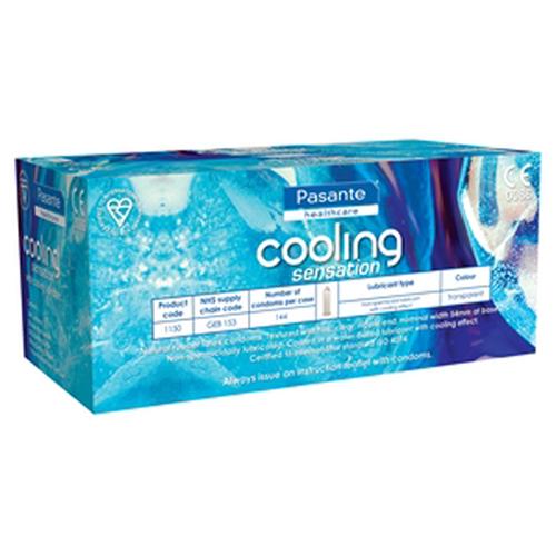 Pasante Cooling Sensation Kondome 144 Stück