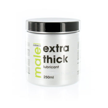 MALE - Extra Thick Lubricant (250ml)