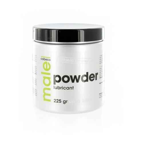 MALE - Powder Lubricant (250ml)