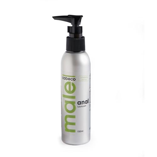 MALE Cobeco Anal-Gleitmittel auf Wasserbasis 150 ml