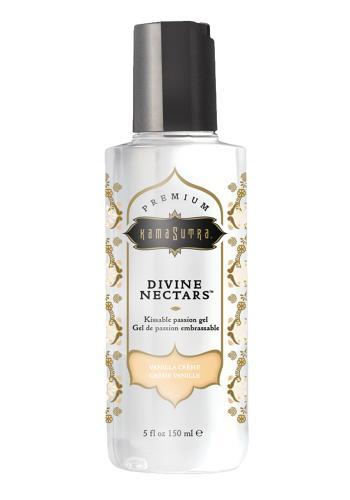 Divine Nectar ableckbares Massageöl - Vanille