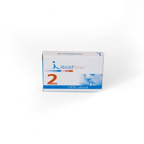 LibidoForte – Für Männer – 2 Kapseln