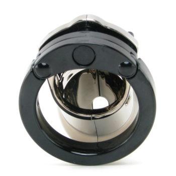 CB-6000 Keuschheitskäfig - Chrom - 35 mm