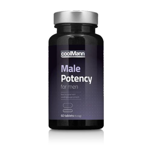 CoolMann male potency tabs