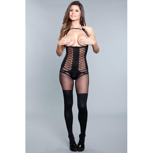 Good At Being Bad Bodystocking ouvert