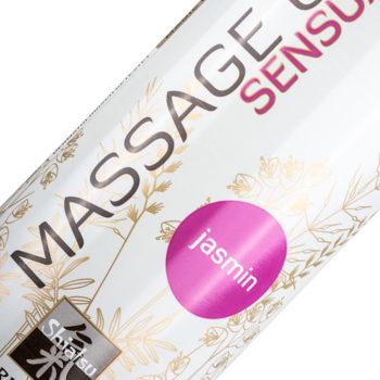 Shiatsu Massageöl - Jasmin