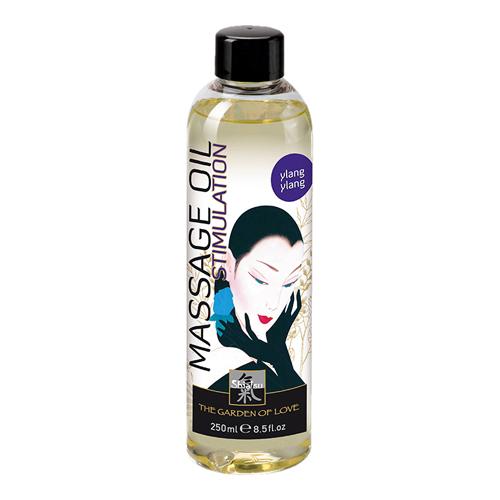 Shiatsu Massageöl - Ylang Ylang