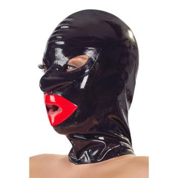 Kopfmaske Lips