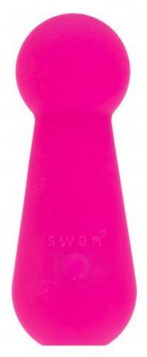 Mini Swan Pawn Vibrator - Rosa