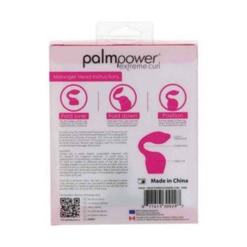 Palm Power - Extreme Curl Silikonaufsatz - Rosa
