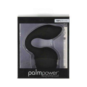 Palm Power - Extreme Curl Silikonaufsatz - Schwarz