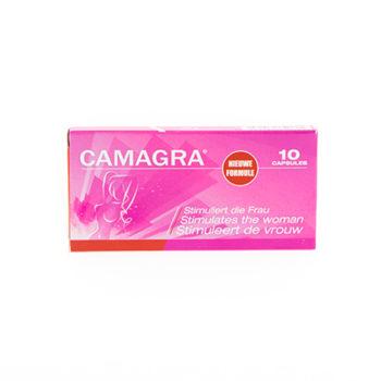 Camagra für die Frau - 10 Tabletten