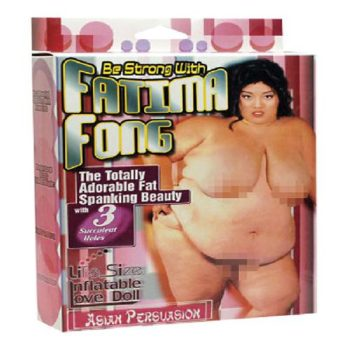Fatima Fong Fat Love Doll - Sexpuppe