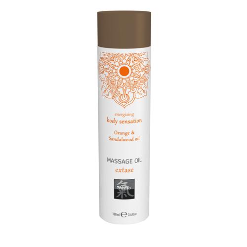 Massageöl Extase - Orange und Sandelholz