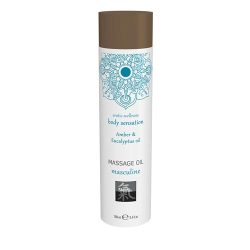 Massageöl Maskulin - Johanniskraut und Eukalyptus