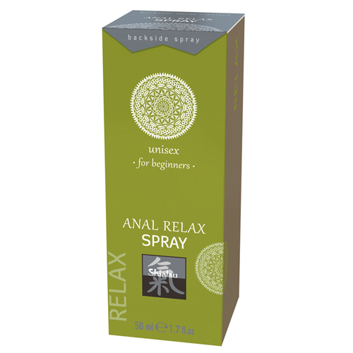 Anal Relax Spray - Für Anfänger