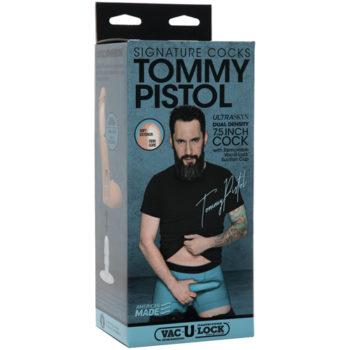 Tommy Pistol Dildo