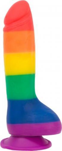 Addiction - Justin Rainbow Silikondildo - 20 cm