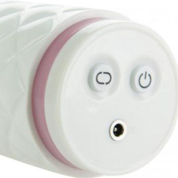 Pillow Talk - Feisty Stoßender Vibrator - Rosé