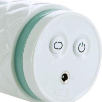 Pillow Talk - Feisty Stoß-Vibrator - Blaugrün
