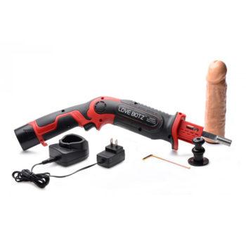 Thrust-Bot handgesteuerte mehrstufige Sexmaschine