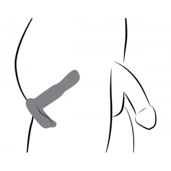 Prostata Vibrator mit Fernbedienung
