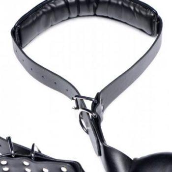 Verstellbares Fixier-Gurtset mit Fesseln