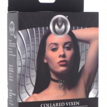 Collared Vixen Halsband mit Ring