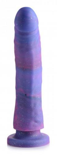 Magic Stick Silikondildo mit Glitzer - 20 cm